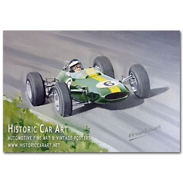 Masters at Work: Jim Clark
