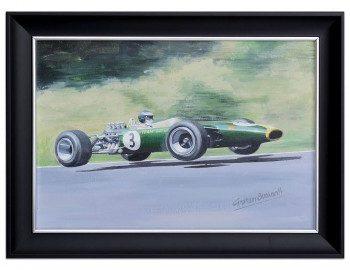 Jim Clark | Lotus 49